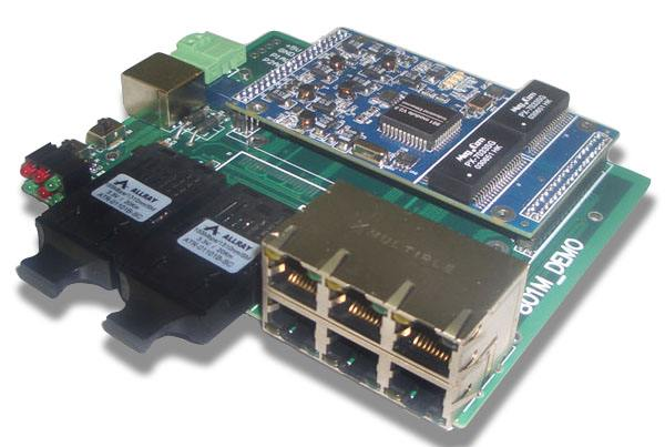 CRCBOND UV 胶水在HDMI,B OSA耦合,PLC耦合,光通信模块基板的应用
